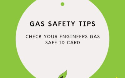 Check your Gas Engineer is Gas Safe Registered