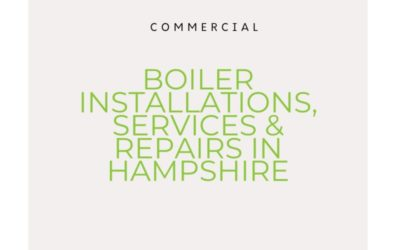 Commercial Gas Installations